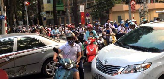 ベトナムの街並み | ベトナムでのオフショア開発のバイタリフィ
