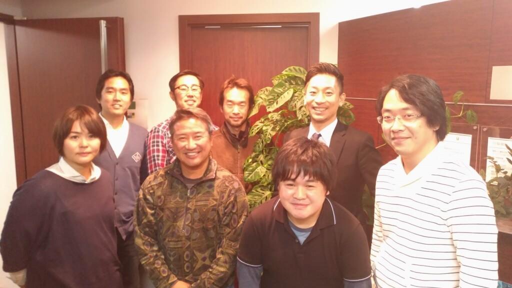 株式会社サーフレジェンド様と株式会社バイタリフィ・アプリ開発チーム