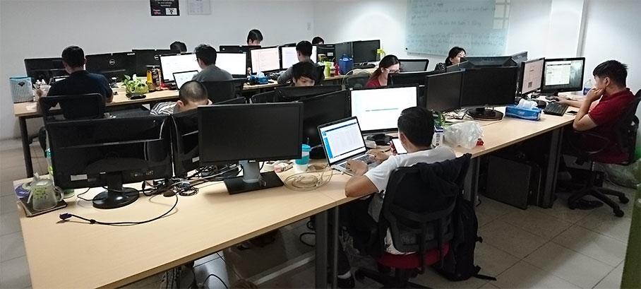 engineer | ベトナムでのオフショア開発のバイタリフィ