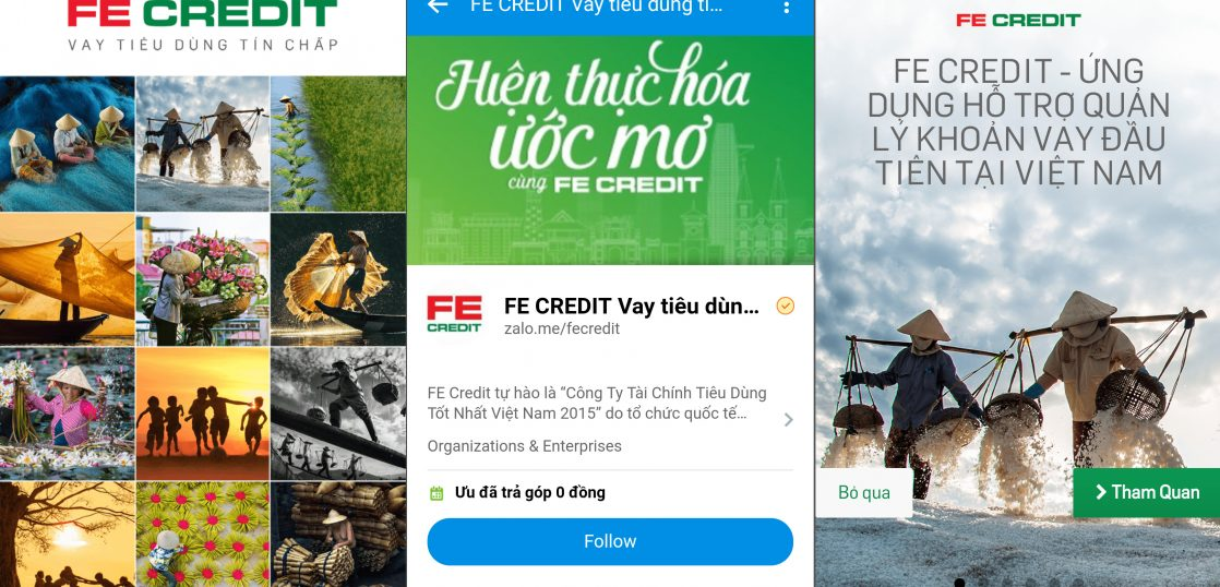 FE_CREDITアプリイメージ2 | ベトナムでのオフショア開発のバイタリフィ