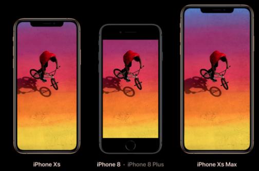 アプリ開発に役立つiPhoneXsとiPhoneXsMaxの画面サイズ