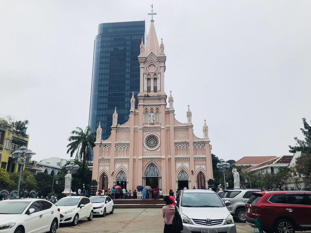 ダナンの教会