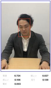 AI アプリ 感情認識