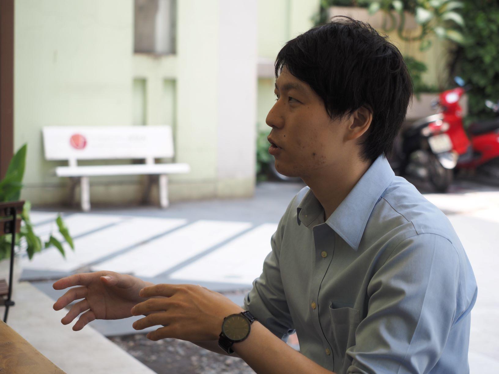 オフショア開発、ベトナム、日本人PM、吉田さん