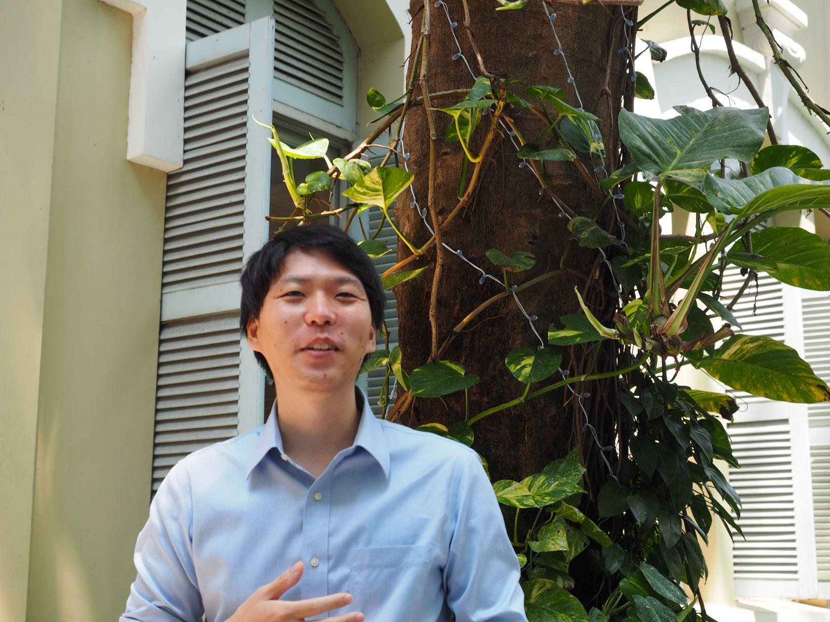オフショア開発、ベトナム、日本人PM、吉田さん3