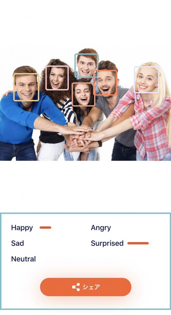 AI感情認識
