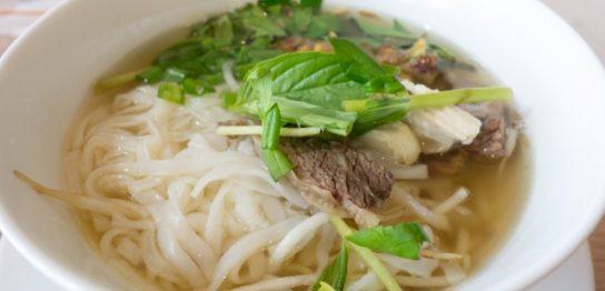 ベトナムの麺料理