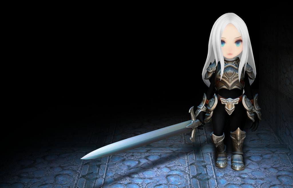 カジュアルゲーム 3Dモデル