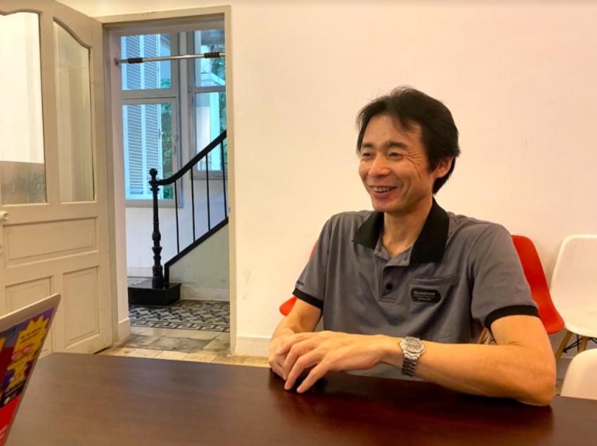 エンタープライズ開発 インタビュー