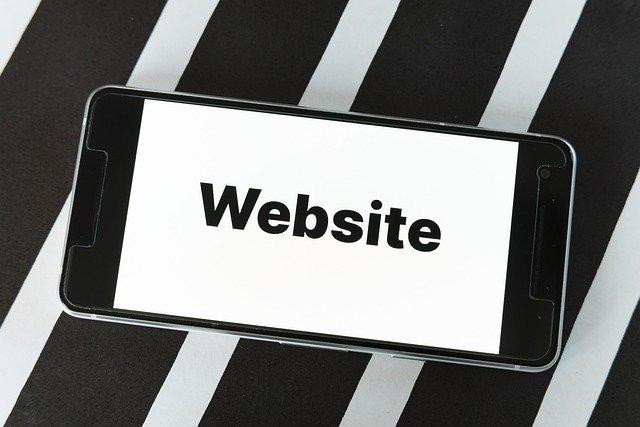 ホームページの種類と用途