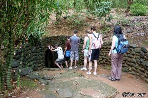 ベトナム クチトンネル