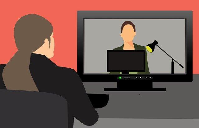 ビデオ会議のイメージ