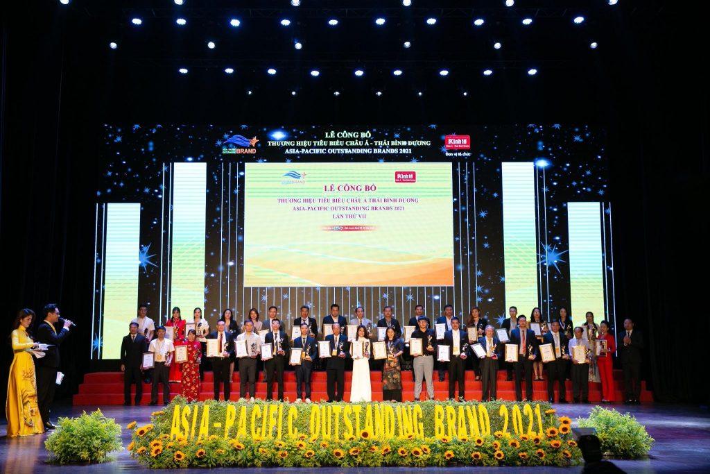 2021年 アジア太平洋地域における代表的なブランド トップ100